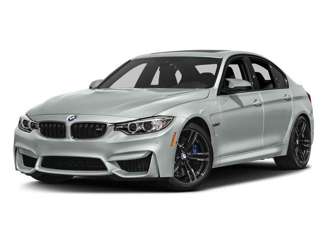 2017 BMW M3 Base Sedan Twin Turbo Premium Unleaded I-6 3.0 L/182 [11]