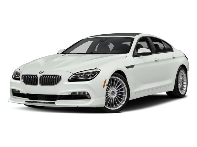 2017 BMW 6 Series ALPINA B6 xDrive ALPINA B6 xDrive Gran Coupe Twin Turbo Premium Unleaded V-8 4.4 L/268 [13]