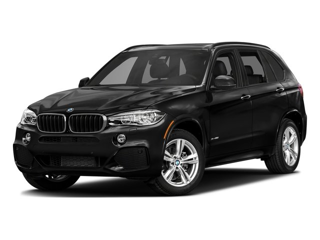 2017 BMW X5 xDrive50i xDrive50i Sports Activity Vehicle Twin Turbo Premium Unleaded V-8 4.4 L/268 [2]