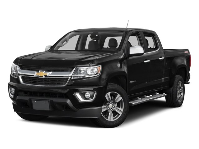 2017 Chevrolet Colorado 4WD LT 4WD Crew Cab 140.5″ LT Gas V6 3.6L/222 [0]