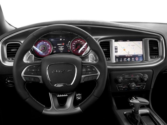 2017 Dodge Charger SRT Hellcat 8