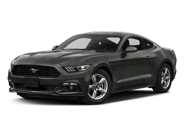 2017 Ford Mustang EcoBoost Premium EcoBoost Premium Fastback Intercooled Turbo Premium Unleaded I-4 2.3 L/140 [1]