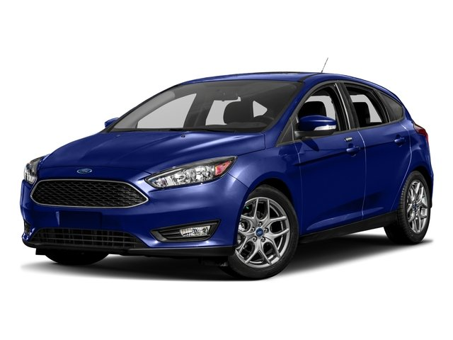 2017 Ford Focus SEL SEL Hatch Regular Unleaded I-4 2.0 L/122 [2]