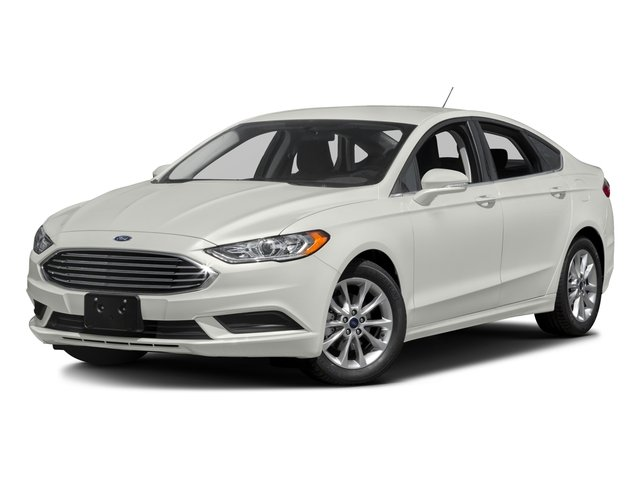 2017 Ford Fusion SE SE FWD Regular Unleaded I-4 2.5 L/152 [0]