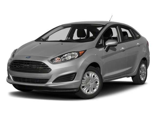 2017 Ford Fiesta SE SE Sedan Regular Unleaded I-4 1.6 L/97 [0]