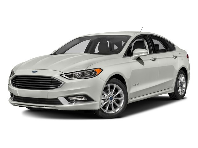 2017 Ford Fusion Hybrid SE Hybrid SE FWD Gas/Electric I-4 2.0 L/122 [1]
