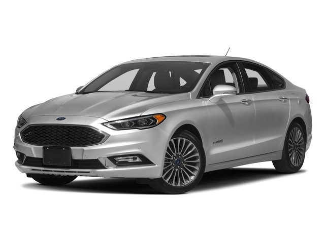 2017 Ford Fusion TITANIUM HYBRID SEDAN 4D  Gas/Electric I-4 2.0 L/122 [1]