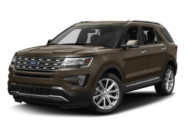 2017 Ford Explorer Limited Limited 4WD Intercooled Turbo Premium Unleaded I-4 2.3 L/140 [1]