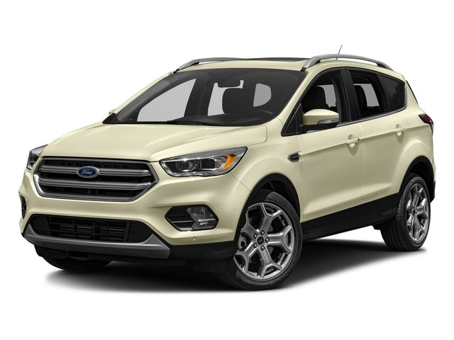 2017 Ford Escape Titanium Titanium 4WD Intercooled Turbo Regular Unleaded I-4 1.5 L/91 [2]