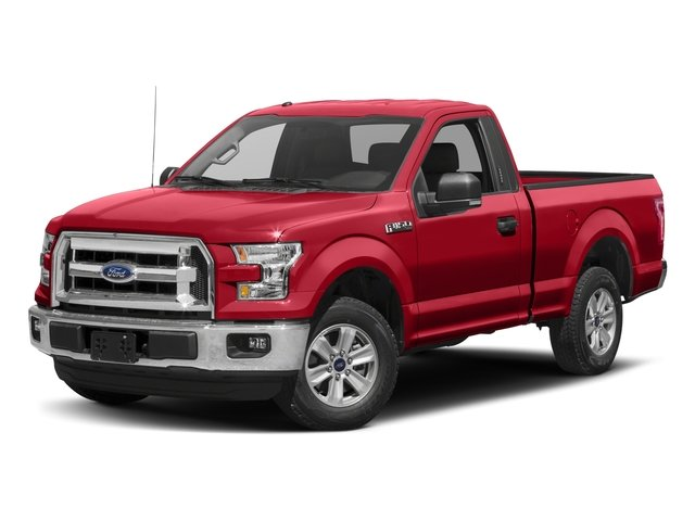 2017 Ford F-150 XL 8-ft. Bed 2WD  Regular Unleaded 2.7 L EcoBoost [21]