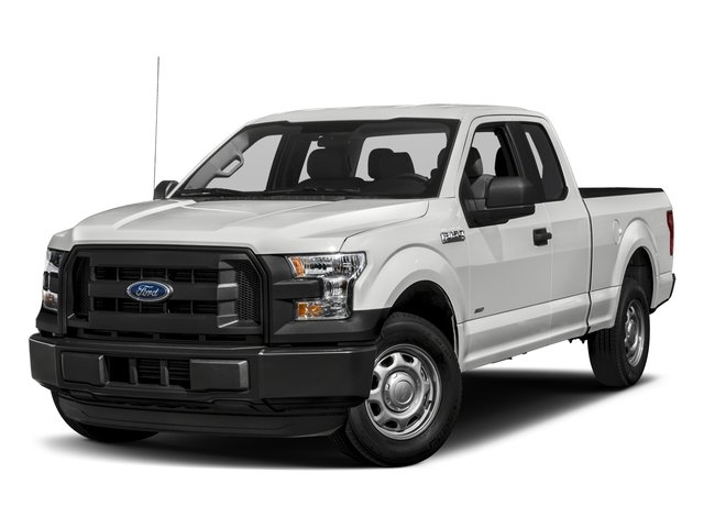 2017 Ford F-150 XL  Twin Turbo Regular Unleaded V-6 2.7 L/164 [0]