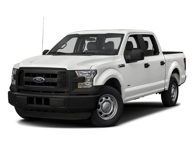 2017 Ford F-150 XL  Twin Turbo Regular Unleaded V-6 2.7 L/164 [1]