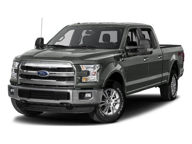 2017 Ford F-150 Lariat SuperCrew 5.5-ft. Bed 4WD  Twin Turbo Regular Unleaded V-6 2.7 L/164 [18]