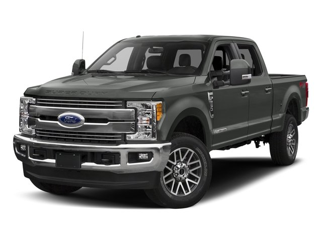 2017 Ford Super Duty F-350 SRW Lariat  Intercooled Turbo Diesel V-8 6.7 L/406 [0]