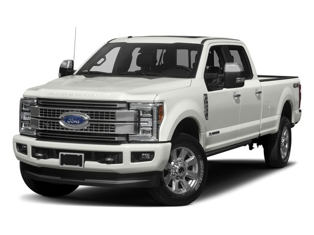 2017 Ford Super Duty F-250 SRW Platinum  Intercooled Turbo Diesel V-8 6.7 L/406 [9]