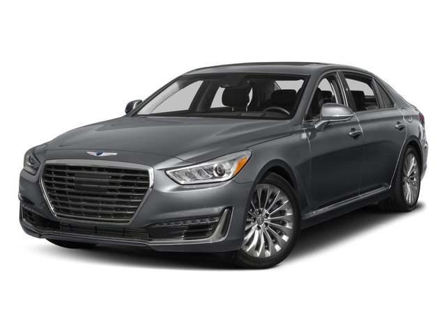 2017 Genesis G90 Premium