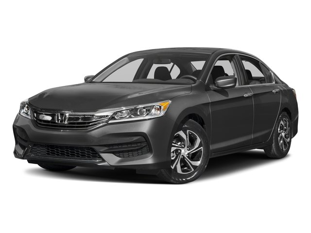 2017 Honda Accord Sedan LX LX CVT Regular Unleaded I-4 2.4 L/144 [17]