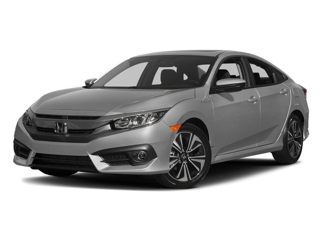 2017 Honda Civic Sedan EX-T EX-T CVT Intercooled Turbo Regular Unleaded I-4 1.5 L/91 [4]