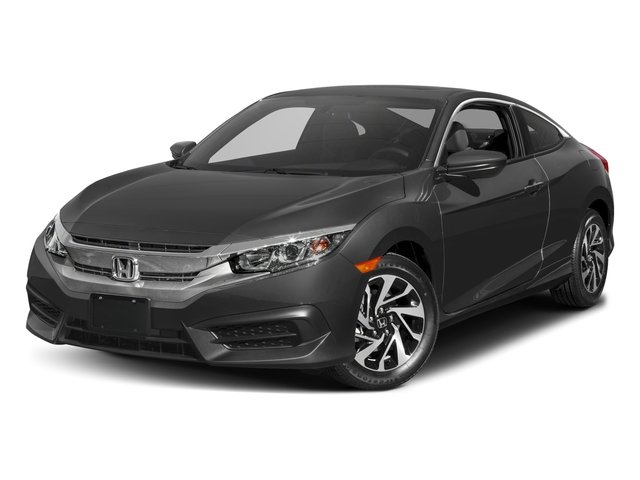 2017 Honda Civic Coupe LX-P LX-P CVT Regular Unleaded I-4 2.0 L/122 [10]