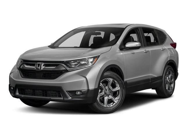 2017 Honda CR-V EX EX 2WD Intercooled Turbo Regular Unleaded I-4 1.5 L/91 [8]