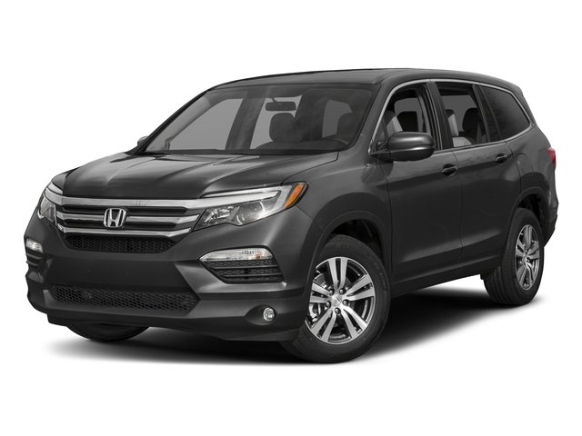 2017 Honda Pilot EX EX 2WD Regular Unleaded V-6 3.5 L/212 [16]