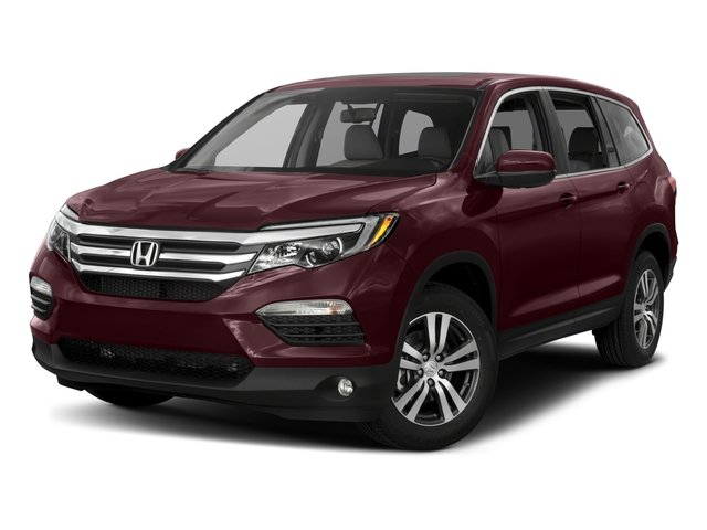 2017 Honda Pilot EX-L EX-L AWD Regular Unleaded V-6 3.5 L/212 [0]