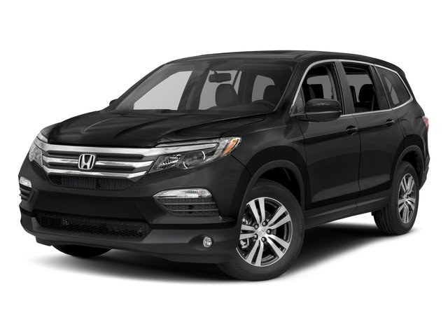 2017 Honda Pilot EX-L EX-L 2WD Regular Unleaded V-6 3.5 L/212 [3]