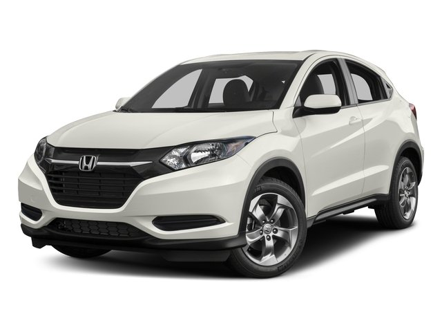 2017 Honda HR-V LX LX AWD CVT Regular Unleaded I-4 1.8 L/110 [6]