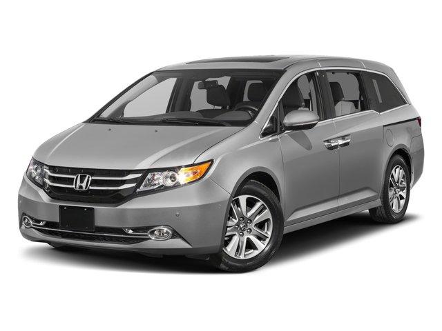 2017 Honda Odyssey  Regular Unleaded V-6 3.5 L/212 [12]