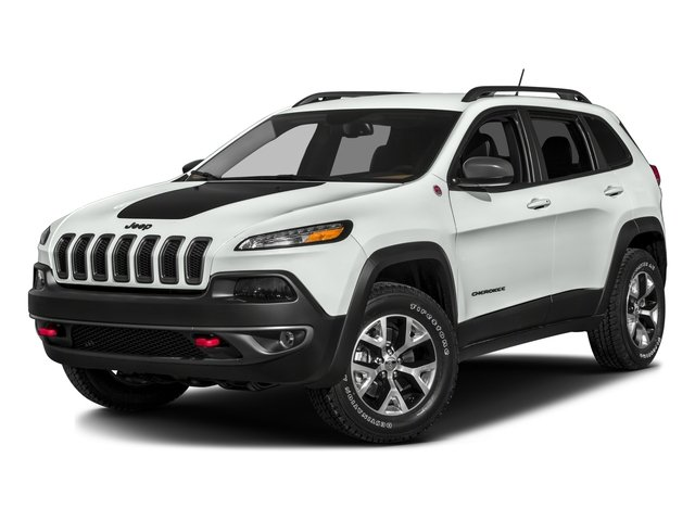 2017 Jeep Cherokee Trailhawk Trailhawk 4x4 *Ltd Avail* Regular Unleaded I-4 2.4 L/144 [4]