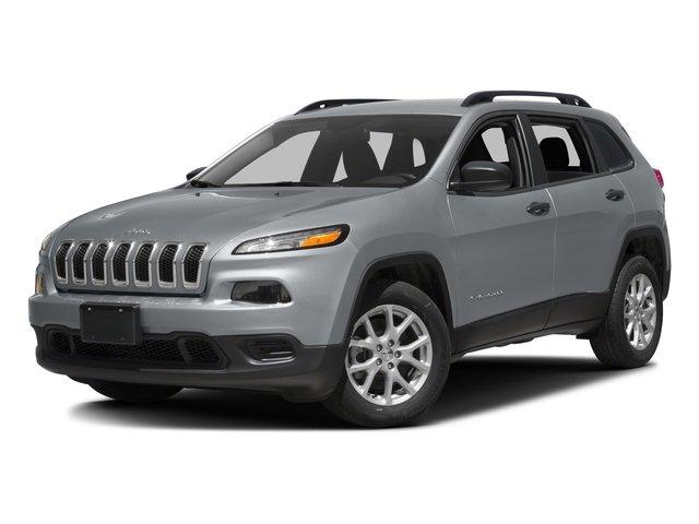 2017 Jeep Cherokee Sport Sport FWD Regular Unleaded I-4 2.4 L/144 [12]