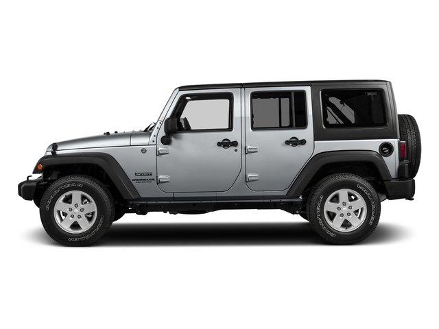 2017 Jeep Wrangler Unlimited Sport 4
