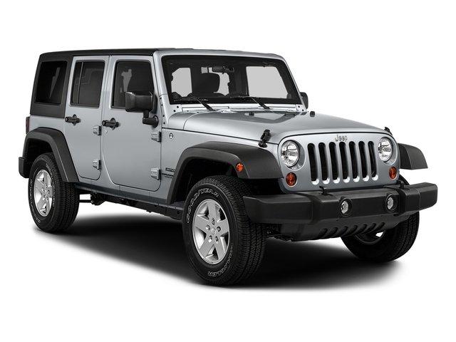 2017 Jeep Wrangler Unlimited Sport 7
