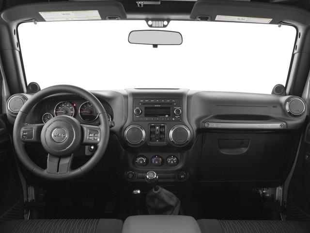 2017 Jeep Wrangler Unlimited Sport 9