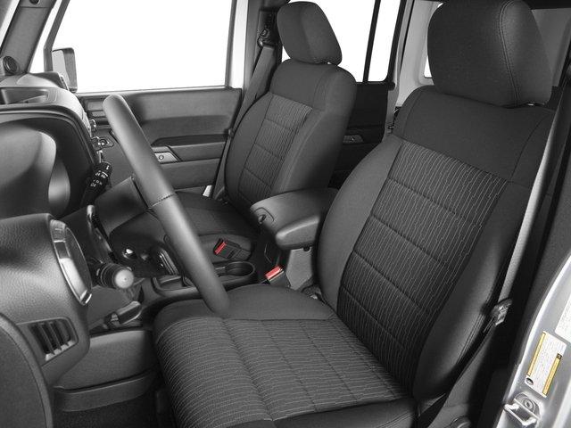 2017 Jeep Wrangler Unlimited Sport 10