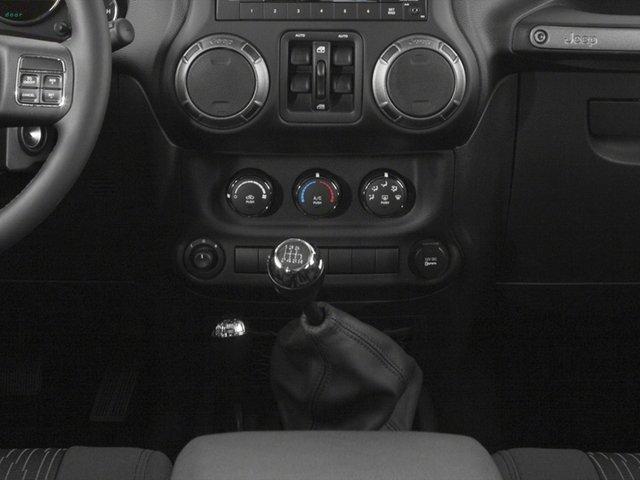 2017 Jeep Wrangler Unlimited Sport 12