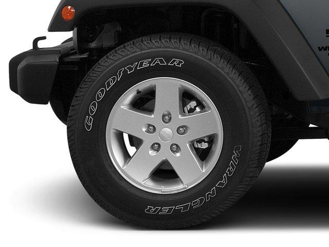 2017 Jeep Wrangler Unlimited Sport 13