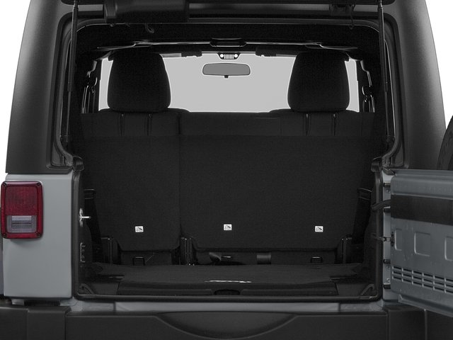 2017 Jeep Wrangler Unlimited Sport 14