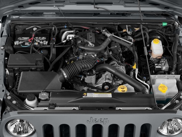 2017 Jeep Wrangler Unlimited Sport 15