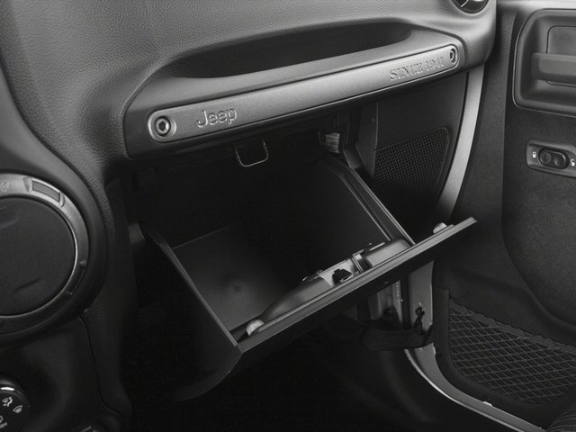 2017 Jeep Wrangler Unlimited Sport 17