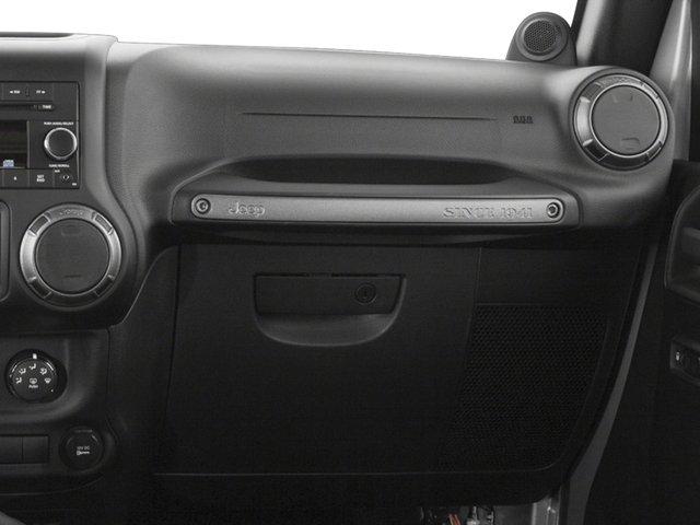 2017 Jeep Wrangler Unlimited Sport 19