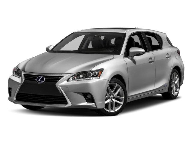 2017 Lexus CT 200h  Gas/Electric I-4 1.8 L/110 [16]