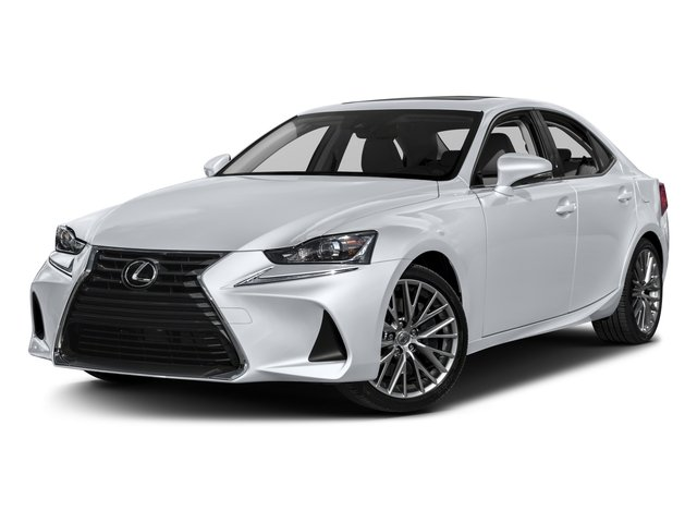 2017 Lexus IS  Intercooled Turbo Premium Unleaded I-4 2.0 L/122 [27]