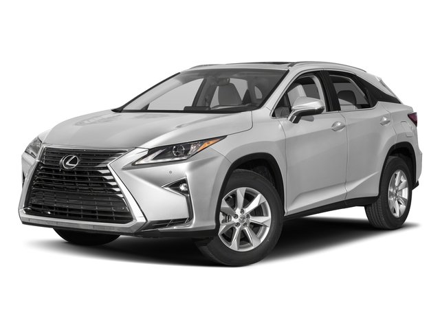 2017 Lexus RX RX 350 RX 350 AWD Regular Unleaded V-6 3.5 L/211 [4]