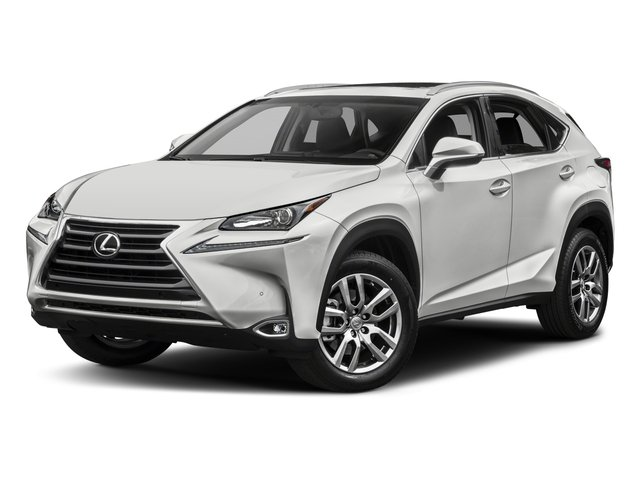 2017 Lexus NX NX Turbo NX Turbo FWD Intercooled Turbo Premium Unleaded I-4 2.0 L/122 [5]