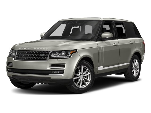 2017 Land Rover Range Rover 5.0L V8 Supercharged V8 Supercharged SWB Intercooled Supercharger Premium Unleaded V-8 5.0 L/305 [17]
