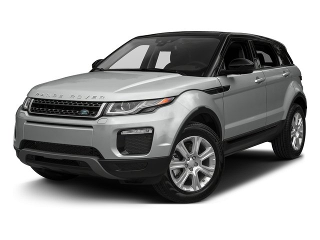 2017 Land Rover Range Rover Evoque SE 5 Door SE Intercooled Turbo Premium Unleaded I-4 2.0 L/122 [1]