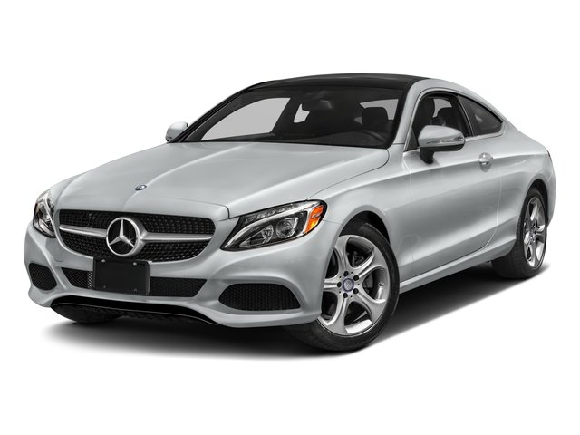 2017 Mercedes-Benz C-Class C 300 C 300 Coupe Intercooled Turbo Premium Unleaded I-4 2.0 L/121 [4]