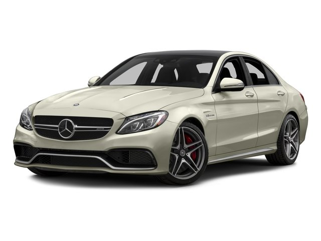 2017 Mercedes-Benz C-Class AMG C 63 S AMG C 63 S Sedan Twin Turbo Premium Unleaded V-8 4.0 L/243 [0]