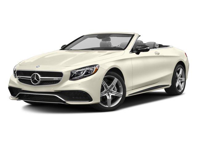 2017 Mercedes-Benz S-Class AMG S 63 AMG S 63 4MATIC Cabriolet Twin Turbo Premium Unleaded V-8 5.5 L/333 [0]